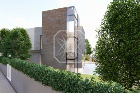 Proyecto de casa unifamiliar junto a Torre Bellesguard