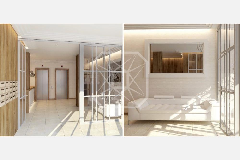 Piso de obra nueva de 2 habitaciones en Muntaner Galvany
