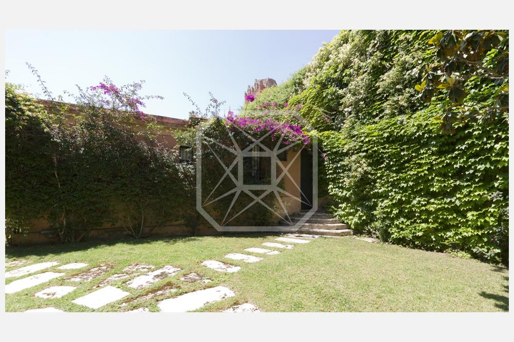 Elegante y soberbia mansión en Sarriá