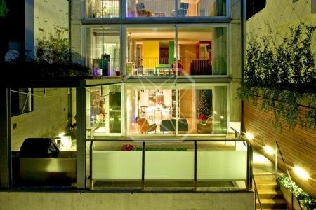 Casa única en Barcelona de diseño funcional