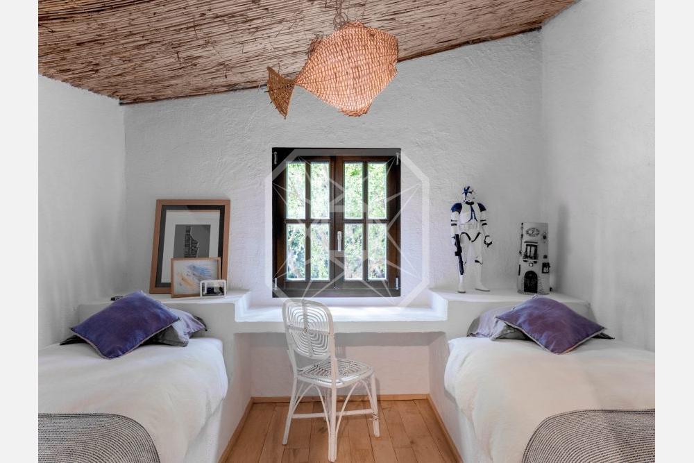 Casa con exquisita decoración en el Alt Empordá (Vilaür)
