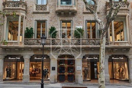 Apartamento en Paseo de Gracia, en una joya del Modernismo