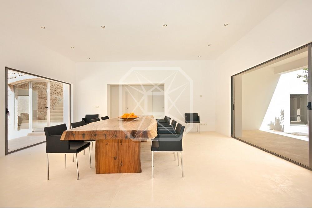 Casa en Ibiza, Porroig, moderna y luminosa
