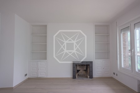 Magnífico piso reformado en Pedralbes